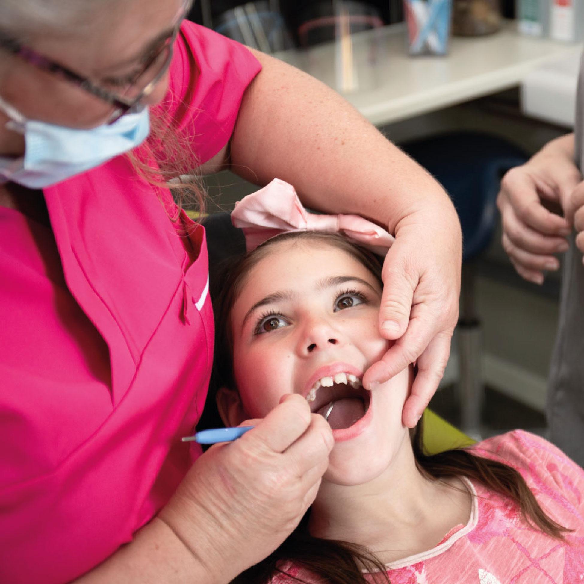 Hela familjens tandläkare